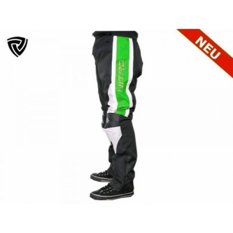 Pantalón Racing infantil verde
