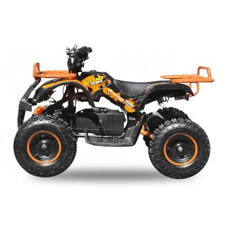 ECO Torino Deluxe 1000w 36v R6 3 etapas luz batería extraible
