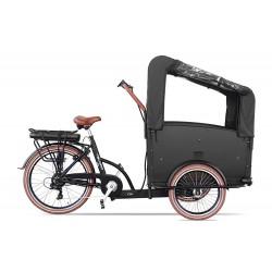 "Bicicletas Eléctricas Velora Cargo 250w 26"" 7 Speed shimano aluminio"