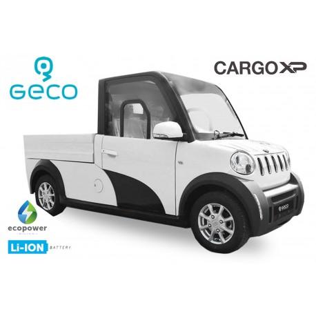 GECO COCHE ELÉCTRICO CARGO XP DE 7,5KW 72V 140AH