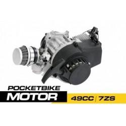 MOTOR DE 2T POCKET BIKE 7ZS