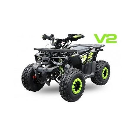 RUGBY RS8 CVT 150cc V2 R10 Semi Aut/ + marcha atrás