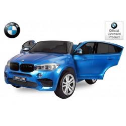 SUV BMW X6M  2X 45W pint metálica 2 plazas + pantalla
