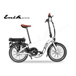 """Bicicletas Eléctricas ENIK EASY 250w 20"""" 3 Speed shimano  NEXUS aluminio Plegable"""