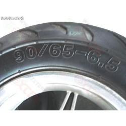 Neumatico  pocket , patinete DIBUJO 90/65-6.5