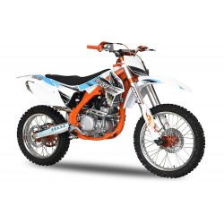 Ultimate 250cc monocilíndrico 21/18