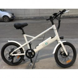 """Bicicletas Eléctricas glop 250w 20"""" 5 velocidades shimano"""