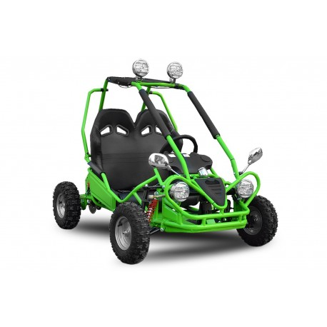 Eco buggy 450w 36v xxl R6 2 etapas