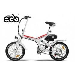 "Bicicletas Eléctricas Line Quick 250w 20"" 7 Speed shimano aluminio Plegable"