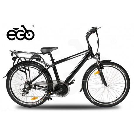 """Bicicletas Eléctricas Rome 250w 26"""" motor central aluminio"""